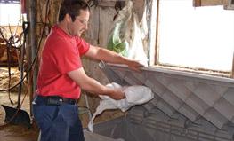 Étape 4 - Désigner un endroit propre pour votre accumulation et votre entreposage.
