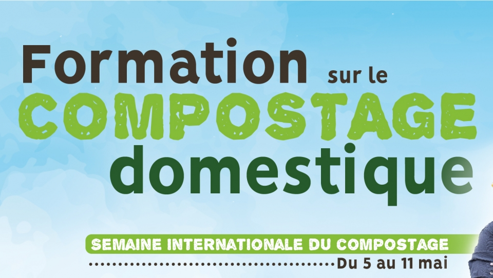 Formation compostage domestique